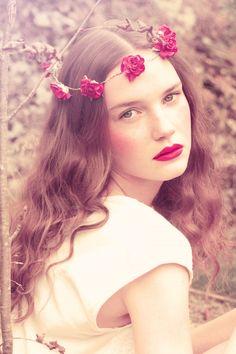 Exclusive - An Innocent Beauty - Johanna Badenfalk + Nelly Arvidsson (Elite Stockholm) by Sasha Ivanov - Fashion Editorials