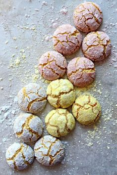 Flourless Soft Almond Cookies (Pasticcini di Mandorle) can be soft like marzipan or baked a few minutes more for a slightly crunchy chew. Either way, these wondrous cookies are a real Italian treat! Made with only 4 ingredients, Flourless Soft Almond Cookies are naturally gluten free and ideal for Passover or Easter sweetness.  themondaybox.com #almond #italiancookie #almondcookie #pasticcinidimandorle #Easter #Passover #Pesach #glutenfree