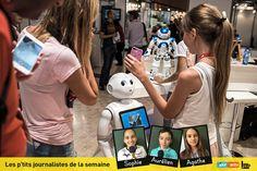 À l'occasion du Salon de la robotique Innorobot, 1jour1actu, en partenariat avec France Info Junior, t'explique à quoi servent les robots.