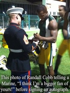 Knew I liked Cobb for a reason.