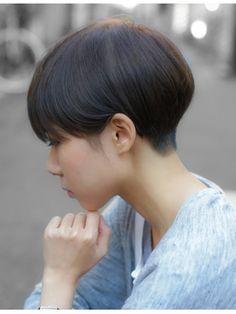 ~ing 【+~ing 】刈り上げネイチャーショート【柳沼くるみ】