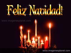 Imagenes de navidad con velas animadas