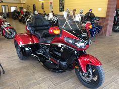 Honda Goldwing 1800 2015 40th anniversary - California Trike