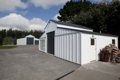 Browse our image gallery of quality steel sheds, garages, farm buildings, commercial buildings and more! Utility Sheds, Steel Sheds, Barn Storage, Barns Sheds, Shed Homes, Steel Buildings, Batten, Garages, Beach House