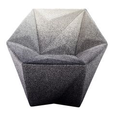 Furniture | Retail | Moroso | Collection by Daniel Libeskind | Gemma seating | dezeen | Available in Canapès style and Fauteulis style | Limited Edition