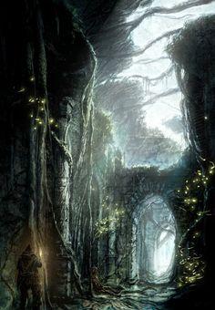 Dark Souls II - Character Art  Concept Artwork