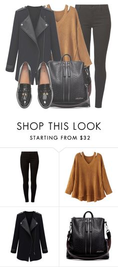 """Outfit #1524"" by lauraandrade98 on Polyvore featuring Dorothy Perkins and WithChic"