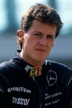Young Mercedes driver for Peter Sauber