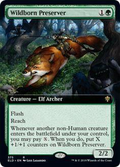 MTG Throne Of Eldraine NM Magic Regular 4x Forest 266//269