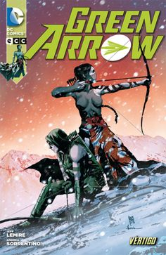 Spanish publication of Green Arrow.