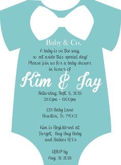 Tiffany & Co Babyshower