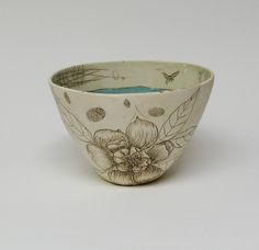 So pretty but way out of my price range for such things. Makes me wish I was a potter and could make it myself.
