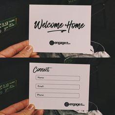Welcome Home by Engage City Church