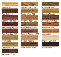 Provincial, Walnut, Early American, or Chestnut Minwax Hardwood Floor Stain Colors maybe a Jacobean and red oak Hardwood Floor Stain Colors, Minwax Stain Colors, Oak Stain, Hardwood Floors, Cabinet Stain Colors, Minwax Wood Stain, Red Wood Stain, Exterior Wood Stain Colors, Staining Oak Cabinets