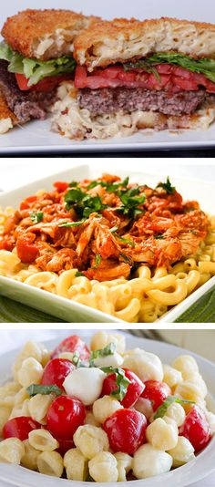 http://www.cheeserank.com/culture/extreme-mac-and-cheese-recipes/