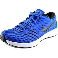new products f5c87 46b87 Nike Men s Zoom Speed Tr2 Game Royal Black White Running Shoe 9.5 Men Us