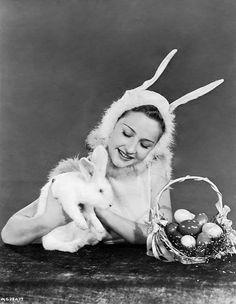 Bonita Granville Easter