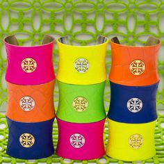 Rustic Cuff Neon Collection