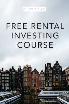 The best rental investing free course in 2021. This course gives you a ton of information about how to get into rental investing in 2021. Learn about how rental property investing works! Take Me Over, Free Courses, Real Estate Investing, Rental Property, Under Construction, Say Hi, Personal Finance, Just Go, Perfect Place
