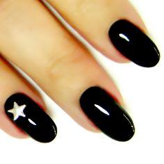 \ black \