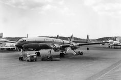 Douglas DC-7C Seven Seas - Swissair | Aviation Photo #2754247 | Airliners.net