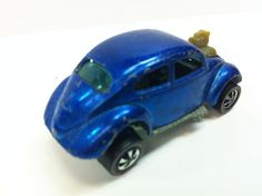 Rare Hot Wheels Redline Euro line No Sunroof VW. Vw Vintage, Vintage Hot Wheels, Vintage Toys, Hot Vw, Vw Volkswagen, Hot Wheels Cars, Old Toys, Diecast, Vw Classic