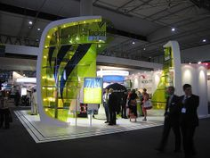 Exhibition Stand Builders - Actelion
