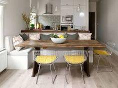 Image result for square kitchen diner designs