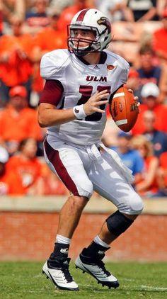 Louisiana-Monroe quarterback Kolton Browning