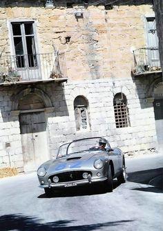 Targa Florio 1962. Ferrari 250GT