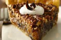Checkout the best pecan pie recipe on the net! Once you try this delicious goodness, you will want to make more and more!