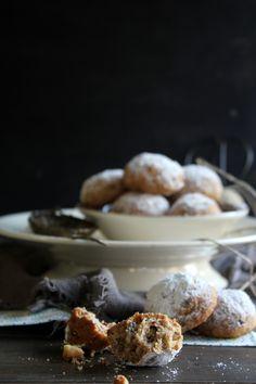 frollini con farina di castagne e nocciole alla cannella