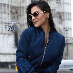 🆒 Quem anda desejando esta peça hit da estação, e que tem tudo para seguir em alta por mais outras temporadas?  🆙 Clique no link e confira onde você pode realizar esse seu desejo, levando economia pro seu bolso e muito estilo pro seu look! http://www.lojastenda.com.br/contato/  #LojasTenda #Ipatinga #Caratinga #GovernadorValadares #MontesClaros #TeófiloOtoni #cool #fashion #moda #DiaDosNamorados #jaqueta #inverno #frio #bomber