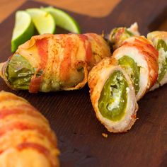 What goes together better than jalapeños, bacon and chicken? Nothing. Which is why you need to make this! ...