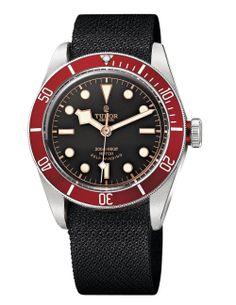 Tudor heritage black bay watch.
