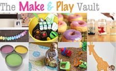 things to make and do with the kids!