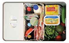 New Waeco portable fridge/freezer Portable Fridge, Camping Accessories, Freezer, Plastic Cutting Board, Hobbies, Kitchens, Chest Freezer, Camping Products, Freezers