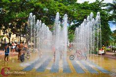 Jatos d'agua - Ilhabela - SP - Brasil