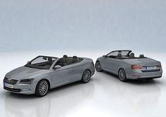 Škoda Superb CC: Líbilo by se vám kupé-kabrio z Boleslavi?