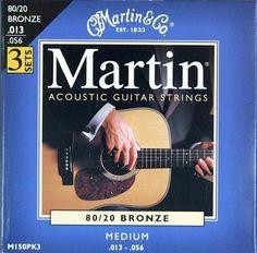 Martin M150 80/20 Acoustic Guitar Strings, Medium 3 Pack, http://www.amazon.com/dp/B002HFIEQI/ref=cm_sw_r_pi_awdm_ED.Yub114TCT4