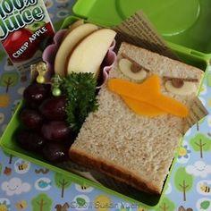 perry the palatapus sandwich