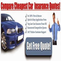 Compare Car Insurance Quotes New Car Insurance Quotes California  Insurance Quotes  Pinterest
