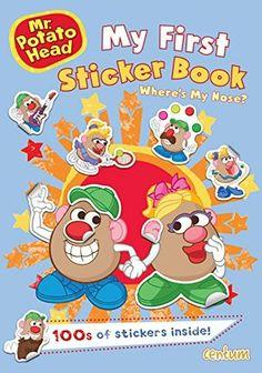 Mr Potato Head My First Sticker Book