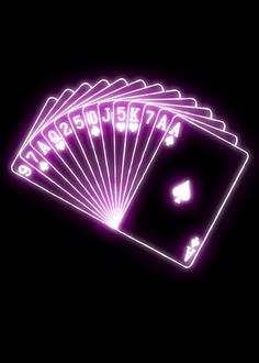 036 - 1926 Playing Cards Blueprints Poster Print Metal posters 036 - 1926 Playing Cards Blueprints P Dark Purple Aesthetic, Neon Aesthetic, Aesthetic Collage, Artist Aesthetic, Witch Aesthetic, Aesthetic Vintage, Aesthetic Clothes, Neon Wallpaper, Aesthetic Iphone Wallpaper
