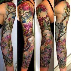 gorgeous sleeve!!!