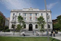 Banco de España, Santander