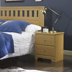 Eagle River 2 Drawer Nightstand - http://delanico.com/nightstands/eagle-river-2-drawer-nightstand-590524308/