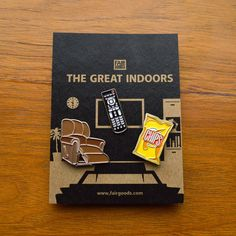 The Great Indoors Pin Set