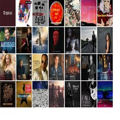 """Saturday, March 25, 2017: The Framingham Public Library has 64 new music CDs in the CDs: Music & Shows section.   The new titles this week include """"Triplicate,"""" """"Hot Thoughts,"""" and """"Spirit."""""""
