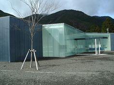熊野古道なかへち美術館 : 【建築】 SANAAの建築作品 代表作 NAVERまとめ - NAVER まとめ